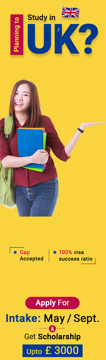 Study In UK With or Without IELTS